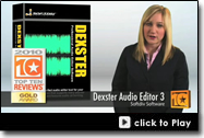 Dexster Audio Editor Reviews