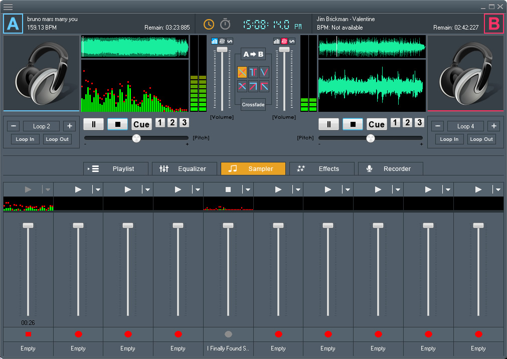 Dj Mix Studio Full Featured And Complete Audio Mixing
