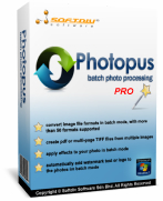 Photopus Pro - Batch Photo Procesing