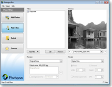 Photopus Pro - Add Filters